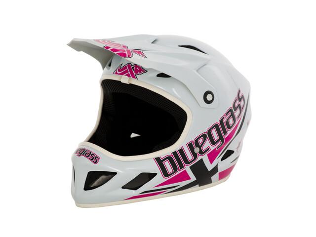 bluegrass Brave Cykelhjälm vit